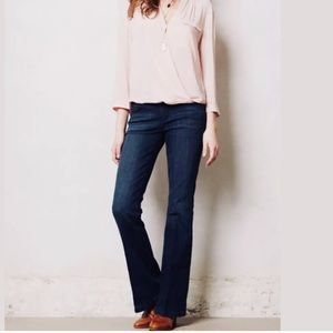 PILCRO &THE LETTERPRESS Anthropologie Stet Jeans